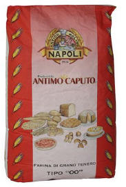 imge of a wholesale bag of Caputo Red Pizza Flour